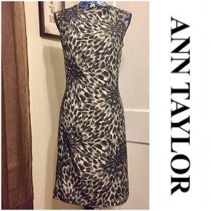 NWT Ann Taylor Floral Dress